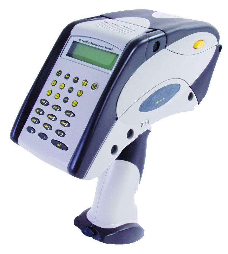 Monarch 6032 Ultra Silver Pathfinder Printer, 6032