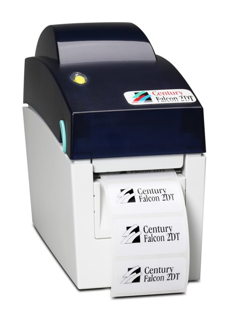 Century Falcon 2DT Barcode Printer, CFD-2204DT