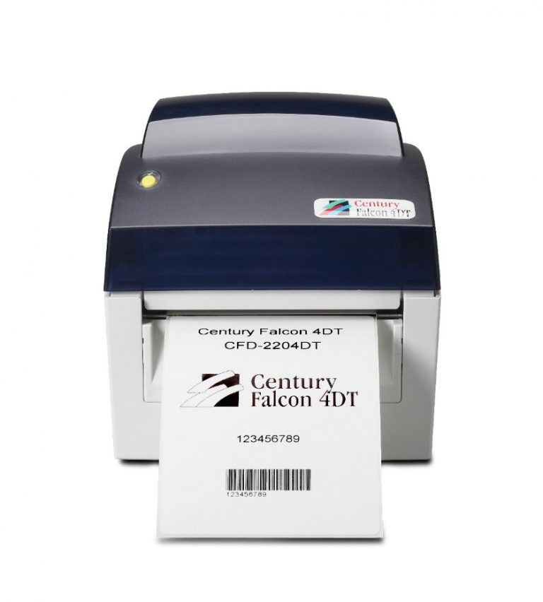 Century Falcon 4DT Barcode Printer, CFD-4204DT