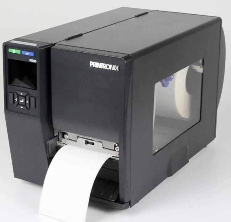 Printronix T6000 Barcode Printer, T6000