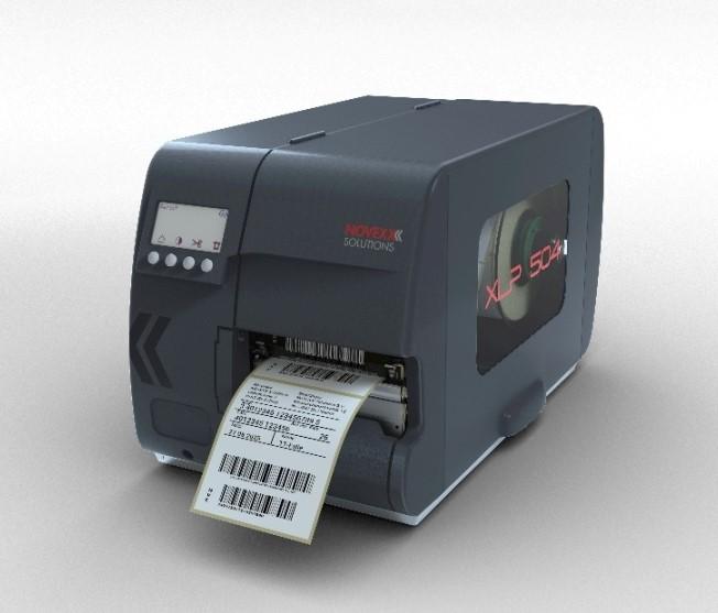 Novexx XLP 504 Barcode Printer, XLP 504