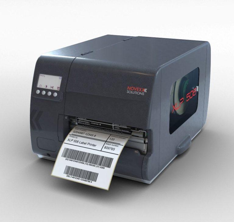Novexx XLP 506 Barcode Printer, XLP506