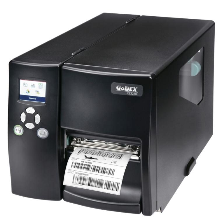 Godex EZ2250 Barcode Printer, EZ2250i, EZ2350i