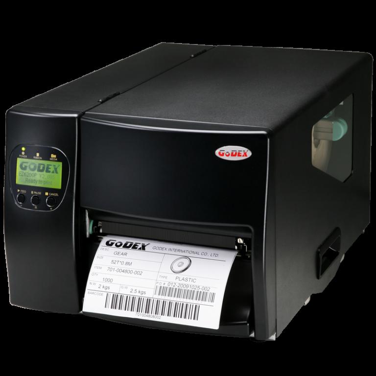 Godex EZ6200+ Barcode Printer, EZ6250i+, EZ6350i+
