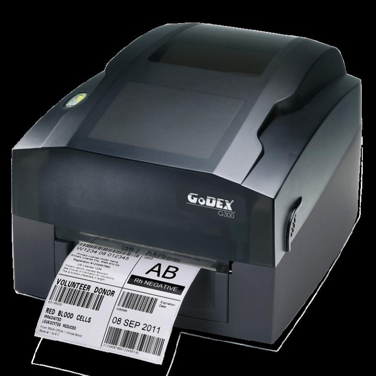 Godex G300 Barcode Printer, G300, G330