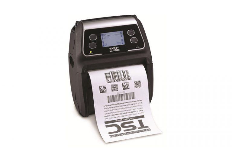 TSC Alpha 4L Mobile Printer, Alpha 4L