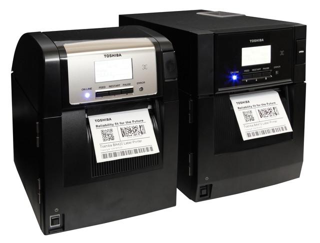 Toshiba BA400 Series Barcode Printer, BA410, BA420