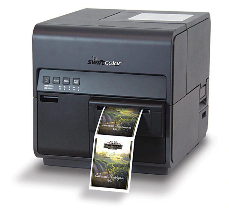 Kanematsu Swiftcolor SCL-4000P Inkjet Pigment-Based Color Printer, SCL-4000P