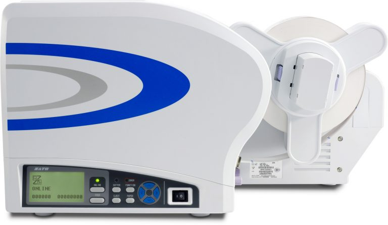Sato TG3 Series Tag Printer, TG308, TG312