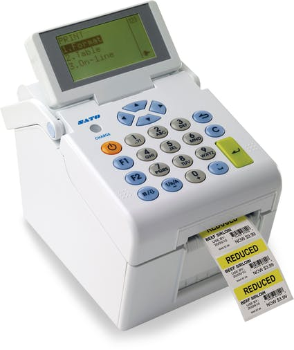 Sato TH208 Mobile Printer, TH208