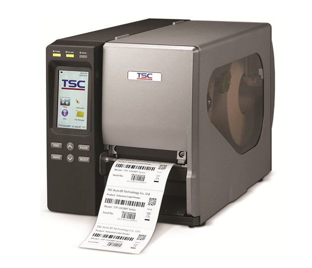 TSC TTP-2410MT Barcode Printer, TTP-2410MT, TTP-346MT, TTP-644MT