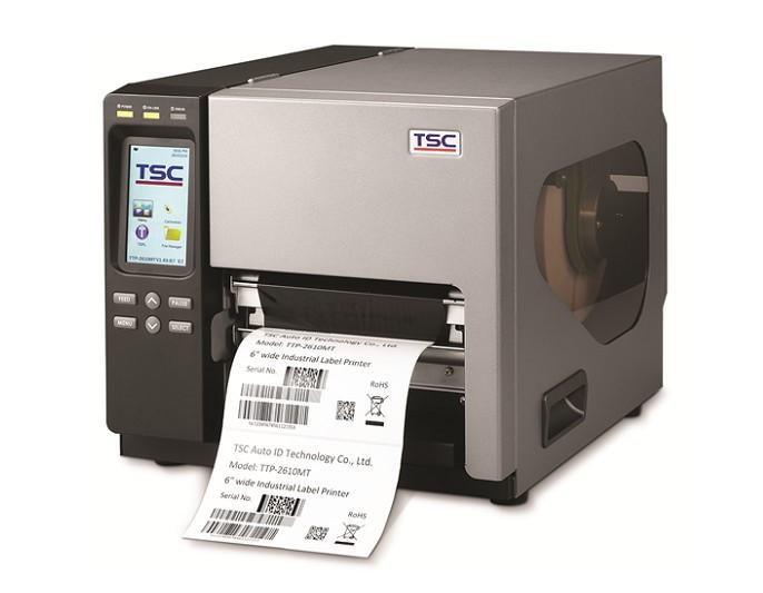 TSC TTP-2610MT Barcode Printer, TTP-2610MT, TTP-368MT