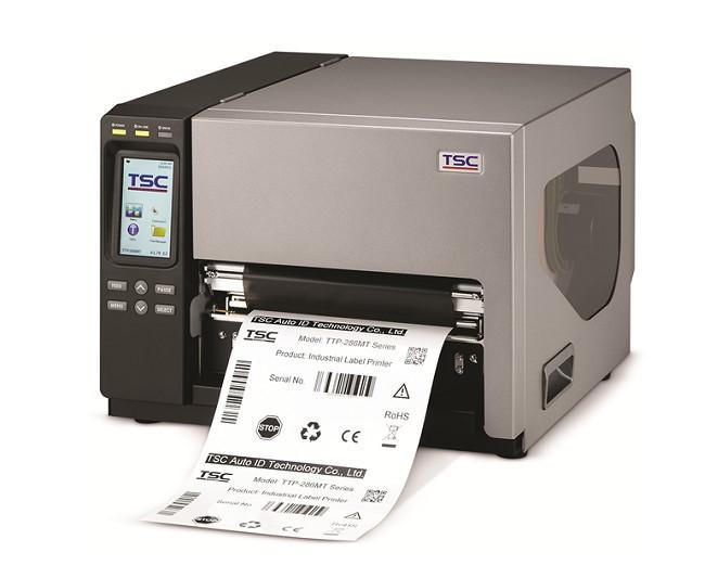 TSC TTP-286MT Barcode Printer, TTP-286MT, TTP-384MT