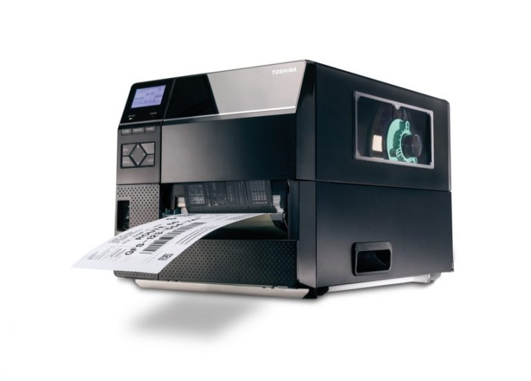 Toshiba B-EX6T Series Barcode Printer, B-EX6T