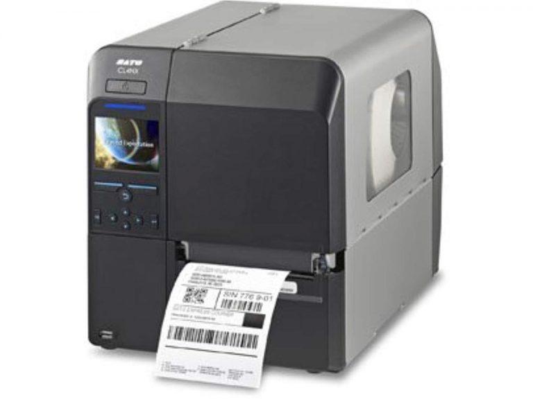 Sato CLNX Series Barcode Printer, CL4NX Plus, CL408NX, CL412NX, CL424NX, CL608NX, CL612NX