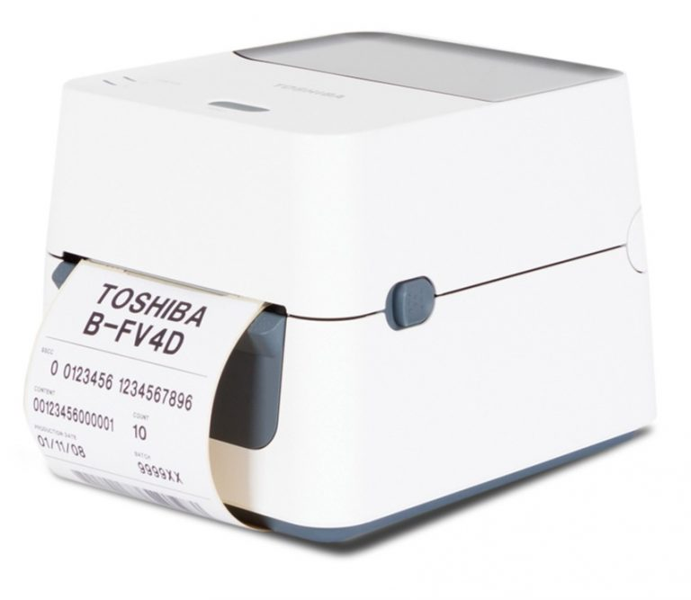 Toshiba B-FV4D Barcode Printer, B-FV4D