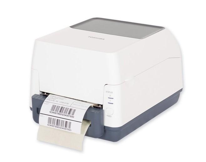 Toshiba B-FV4T Barcode Printer, B-FV4T