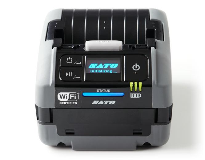 Sato PW2NX Mobile Printer, PW2NX