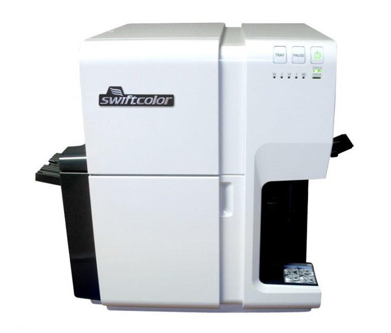 Kanematsu Swiftcolor SCC-4000D Inkjet Card/Envelope Color Printer, SCC-4000D, SCC-2000D
