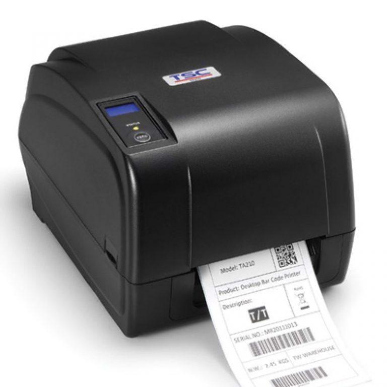 TSC TA200 Series Barcode Printer, TA200, TA210, TA300, TA310