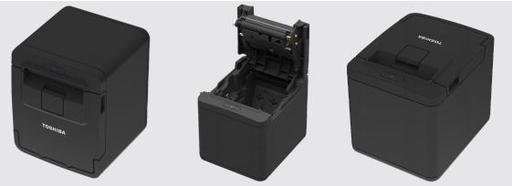 Toshiba HSP100 & HSP150 Series POS Printers